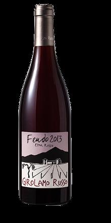 Etna Rosso DOC Feudo 2017