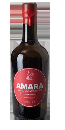 Amara - Amaro d´ Arancia Rossa