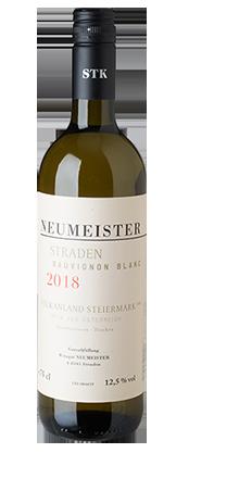 Sauvignon Blanc Straden 2020