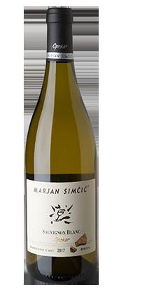 Sauvignon Blanc Opoka Jordano Cru 2017